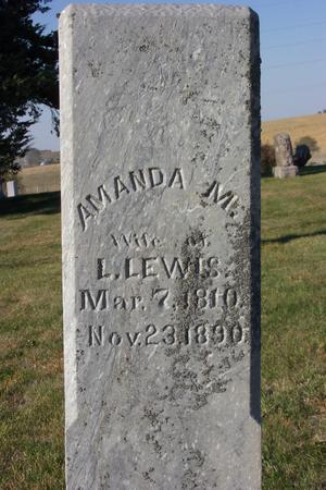 HUNGERFORD LEWIS, AMANDA - Adair County, Iowa | AMANDA HUNGERFORD LEWIS