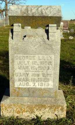 LILLY, GEORGE - Adair County, Iowa   GEORGE LILLY
