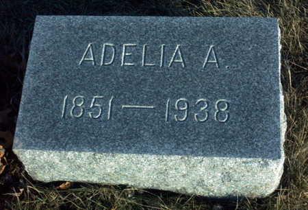 LOVELL, ADELIA  A. - Adair County, Iowa | ADELIA  A. LOVELL