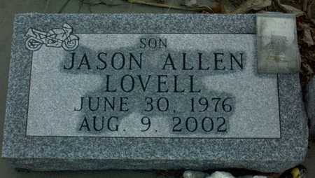 LOVELL, JASON  ALLEN - Adair County, Iowa | JASON  ALLEN LOVELL