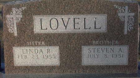 LOVELL, STEVEN A. - Adair County, Iowa | STEVEN A. LOVELL