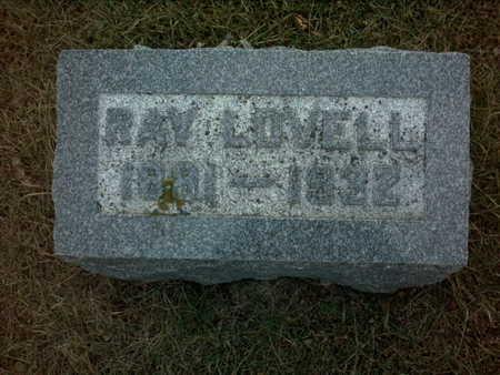 LOVELL, RAY - Adair County, Iowa | RAY LOVELL