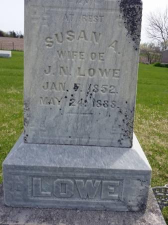 LOWE, SUSAN A - Adair County, Iowa | SUSAN A LOWE