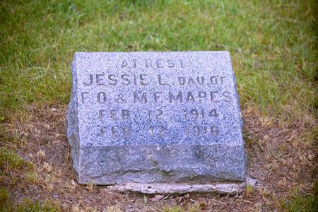 MAPES, JESSIE L. - Adair County, Iowa | JESSIE L. MAPES