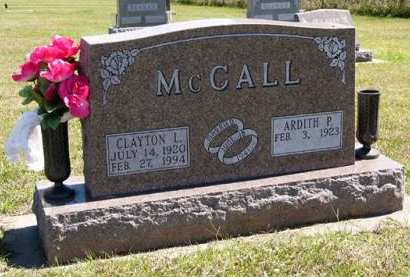 MCCALL, CLAYTON L. - Adair County, Iowa | CLAYTON L. MCCALL