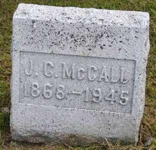 MCCALL, J.C. - Adair County, Iowa | J.C. MCCALL