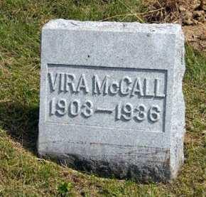 MCCALL, VIRA - Adair County, Iowa | VIRA MCCALL