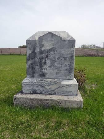MCCARTNEY, HOPEY ANN - Adair County, Iowa | HOPEY ANN MCCARTNEY