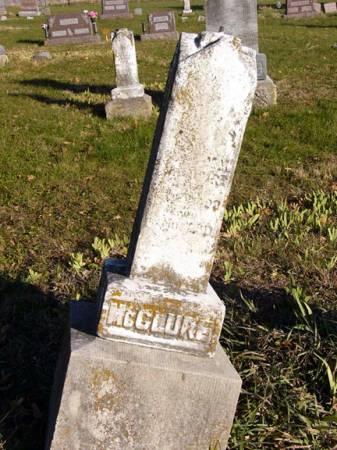 MCCLURE, HARRY S. - Adair County, Iowa | HARRY S. MCCLURE