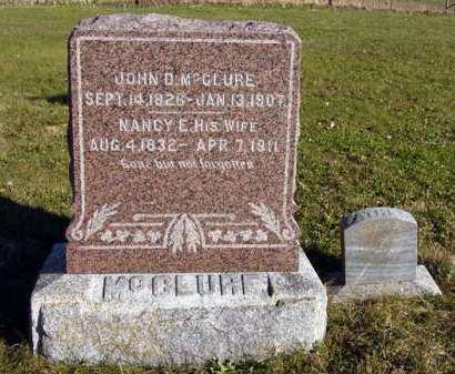 MCCLURE, JOHN D. - Adair County, Iowa | JOHN D. MCCLURE