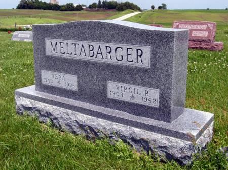 MELTABARGER, VERA - Adair County, Iowa   VERA MELTABARGER