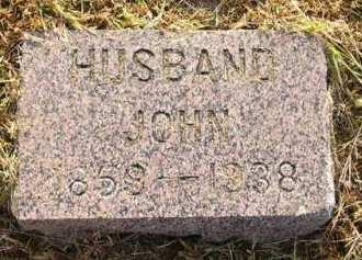 MICHAEL, JOHN - Adair County, Iowa | JOHN MICHAEL