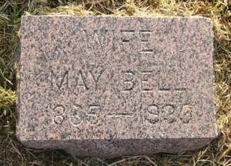 MICHAEL, MAY BELL - Adair County, Iowa | MAY BELL MICHAEL