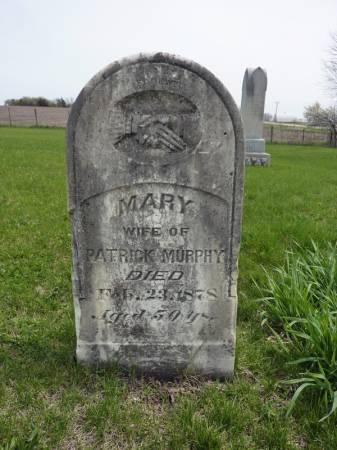 MURPHY, MARY - Adair County, Iowa | MARY MURPHY