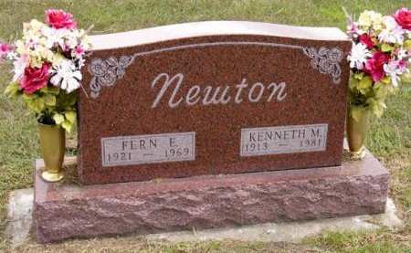 NEWTON, FERN E. - Adair County, Iowa | FERN E. NEWTON
