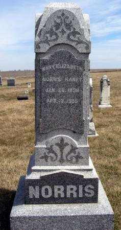 NORRIS-RANEY, MARY E. - Adair County, Iowa | MARY E. NORRIS-RANEY