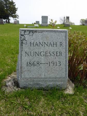NUNGESSER, HANNAH R - Adair County, Iowa | HANNAH R NUNGESSER