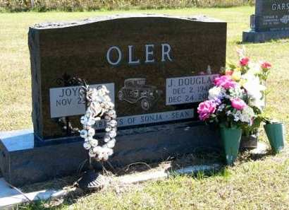 OLER, J. DOUGLAS - Adair County, Iowa   J. DOUGLAS OLER