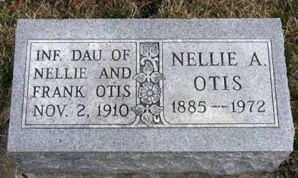 OTIS, NELLIE A. - Adair County, Iowa | NELLIE A. OTIS