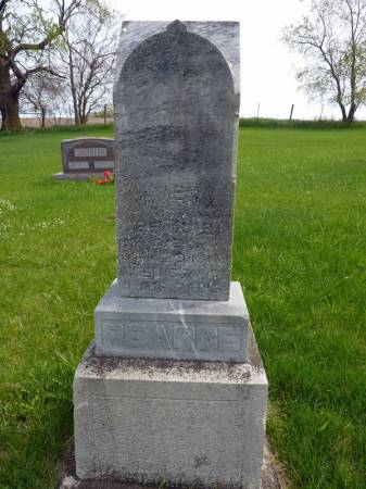 PEARCE, JAMES H - Adair County, Iowa | JAMES H PEARCE