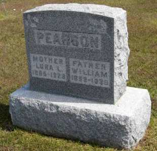 PEARSON, WILLIAM - Adair County, Iowa | WILLIAM PEARSON