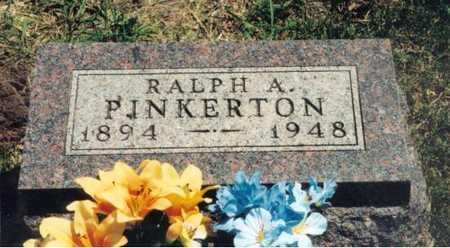 PINKERTON, RALPH A. - Adair County, Iowa | RALPH A. PINKERTON
