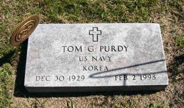 PURDY, TOM G. - Adair County, Iowa | TOM G. PURDY