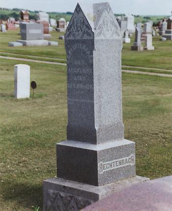 RECHTENBACH, G. G. - Adair County, Iowa | G. G. RECHTENBACH