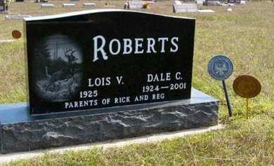 ROBERTS, DALE C. - Adair County, Iowa   DALE C. ROBERTS
