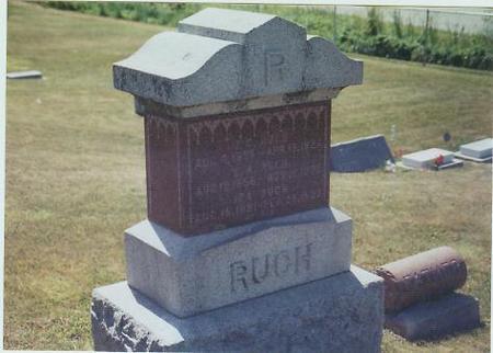 RUCH, ELSIE ANN - Adair County, Iowa | ELSIE ANN RUCH