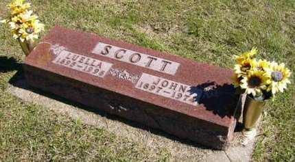 SCOTT, JOHN - Adair County, Iowa | JOHN SCOTT