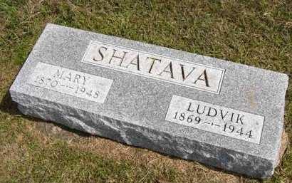SHATAVA, MARY - Adair County, Iowa | MARY SHATAVA
