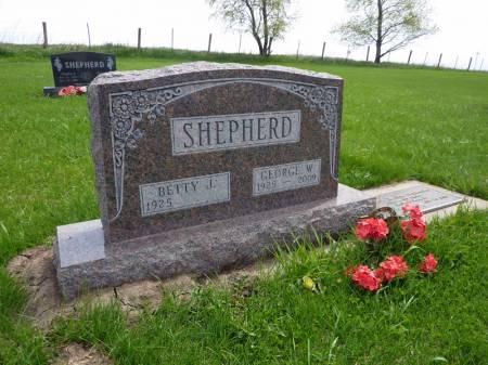 SHEPHERD, GEORGE WAYNE - Adair County, Iowa | GEORGE WAYNE SHEPHERD