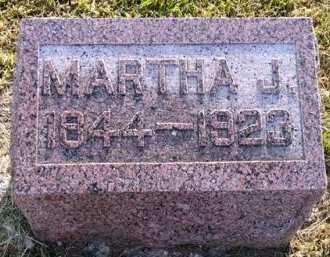 SINNER, MARTHA J. - Adair County, Iowa | MARTHA J. SINNER