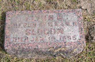 SLOCUM, ELTON B. - Adair County, Iowa | ELTON B. SLOCUM