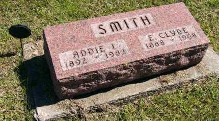 SMITH, E. CLYDE - Adair County, Iowa | E. CLYDE SMITH