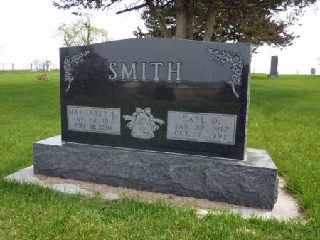 SMITH, MARGARET L - Adair County, Iowa | MARGARET L SMITH