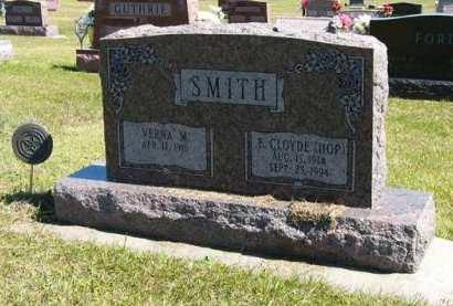 SMITH, EUGENE CLOYDE - Adair County, Iowa | EUGENE CLOYDE SMITH