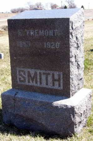 SMITH, E. FREMONT - Adair County, Iowa | E. FREMONT SMITH