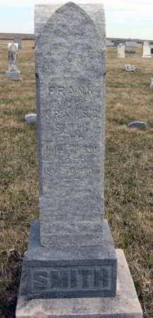 SMITH, FRANK - Adair County, Iowa | FRANK SMITH