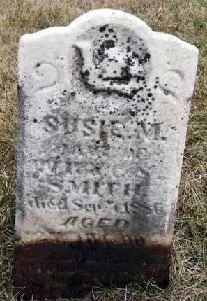 SMITH, SUSIE M. - Adair County, Iowa   SUSIE M. SMITH