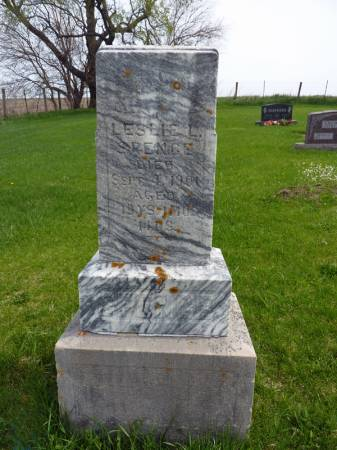 SPENCE, LESLIE L - Adair County, Iowa | LESLIE L SPENCE