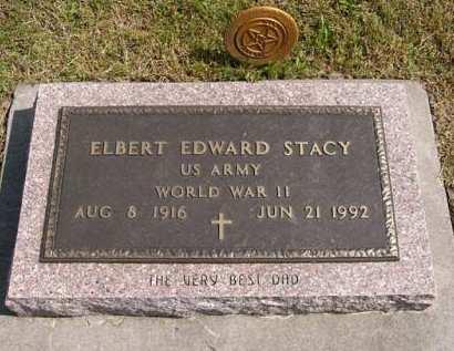 STACY, ELBERT EDWARD - Adair County, Iowa | ELBERT EDWARD STACY