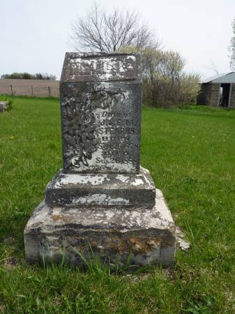 STEARNS, NELLIE - Adair County, Iowa | NELLIE STEARNS