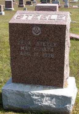 STEELE, ZELA - Adair County, Iowa | ZELA STEELE