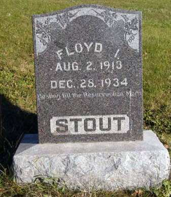 STOUT, FLOYD I. - Adair County, Iowa | FLOYD I. STOUT