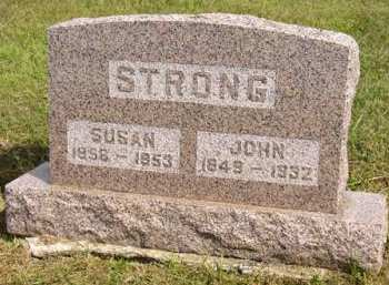STRONG, JOHN - Adair County, Iowa | JOHN STRONG