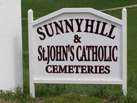 SUNNY HILL, CEMETERY - Adair County, Iowa | CEMETERY SUNNY HILL