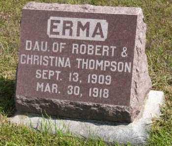 THOMPSON, ERMA - Adair County, Iowa | ERMA THOMPSON