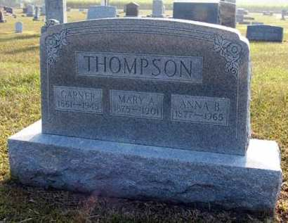 THOMPSON, ANNA B. - Adair County, Iowa | ANNA B. THOMPSON
